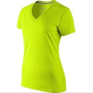 Nike Dri-Fit V Neck
